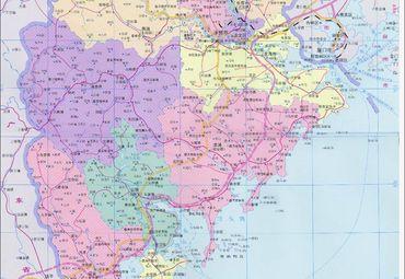 【漳州地图】漳州全图查询_2017福建漳州电子地图下载