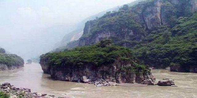 金口河区风景图片