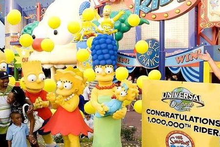 <美国奥兰多5晚6日当地游>迪士尼乐园、环球影城、水上乐园、肯尼迪航天中心,自由玩转奥兰多各大主题乐园