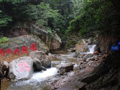临安-浙西大峡谷