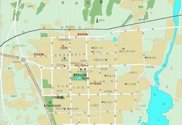 北京昌平区市区地图