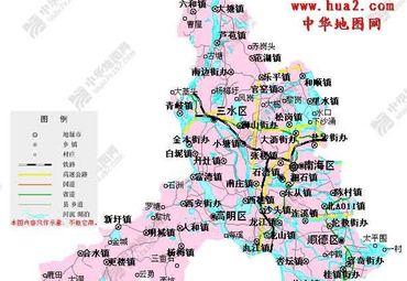 【佛山地图】佛山全图查询_2017中国广东佛山电子地图