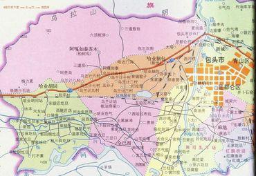 ?#26223;?#22836;地图】包头全图查询_2017中国内蒙古包头电子