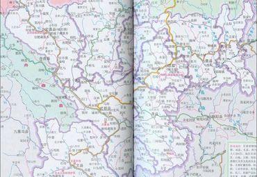 【陇南地图】陇南全图查询_2015甘肃陇南电子地图下载