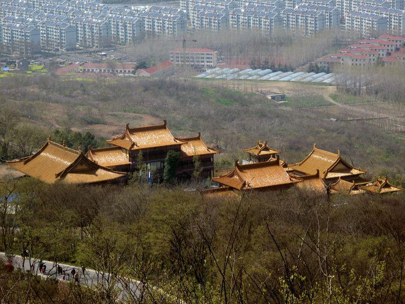 方山定林寺旅游 图 方山定林寺4