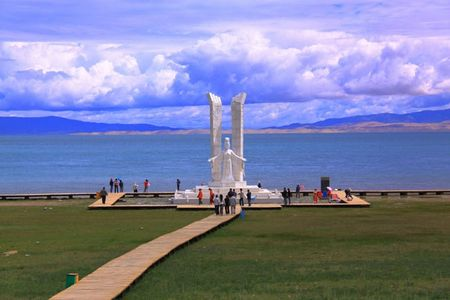 <青海湖-茶卡盐湖2日游>打卡绝色双湖,领略高原风情,只去正规景点,?#23458;?购物,