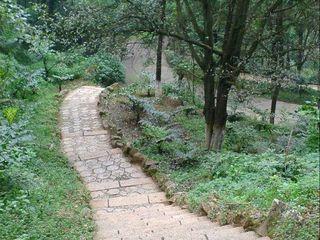 宝华公园位于个旧市东侧老阴山下.图片