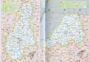 【德州地图】德州全图查询_2018山东德州电子地图下载