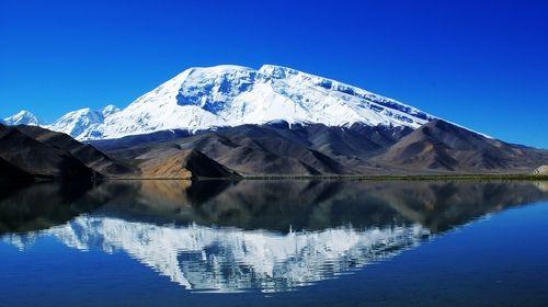 喀什达瓦昆沙漠-喀拉库勒湖2日游