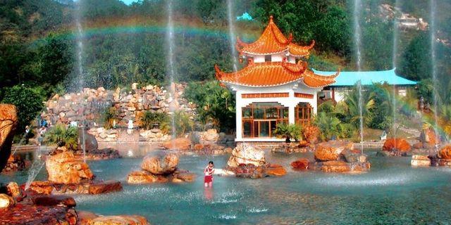 恩平帝都温泉度假村风景图片