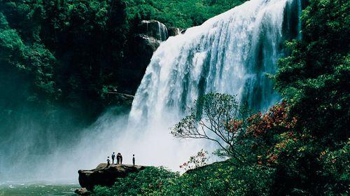 赤水大瀑布2日游>世界自然遗产之旅,含套票,主城多区域免费接