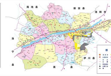 【宜阳县地图】宜阳县全图查询_2018河南洛阳宜阳县