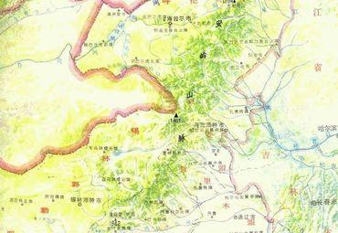 【呼伦贝尔地图】呼伦贝尔全图查询_2017中国内蒙古