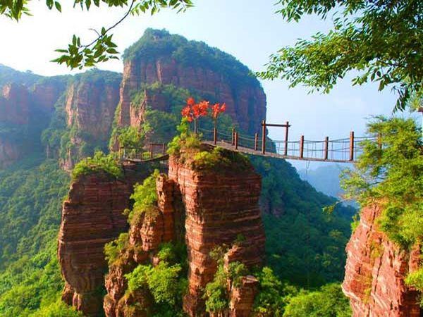 錦山自然生態風景區