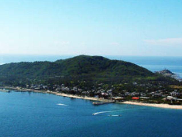 海南三亚-呀诺达-南湾猴岛-西岛-牛王岛-天涯海角6日游>升级一晚海棠