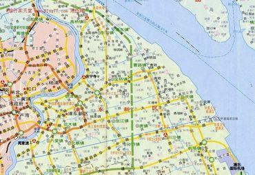 【浦东新地图】浦东新全图查询_2016中国上海浦东新