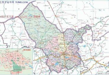【乌兰察布地图】乌兰察布全图查询_2018内蒙古电子