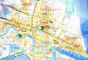 【天津地图】天津全图查询_2016中国天津电子地图下载