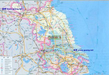 【江苏地图】江苏全图查询_2019江苏电子地图
