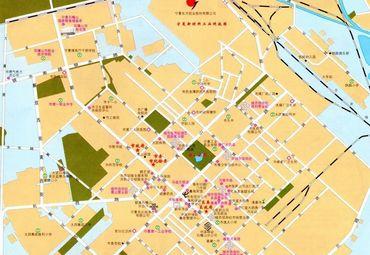 宁夏石嘴山市大武口区地图