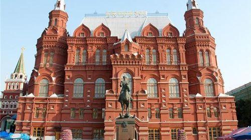 <俄罗斯9日游>莫斯科 圣彼得堡 双首都 9天 俄罗斯民族餐 特色风味 特别推出 美食之旅