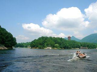 南湖旅游区南湖游船攻略 南湖旅游区游玩攻略大全图片