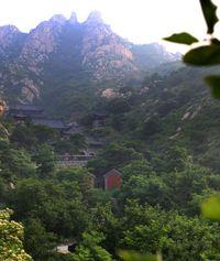 平度茶山风景区