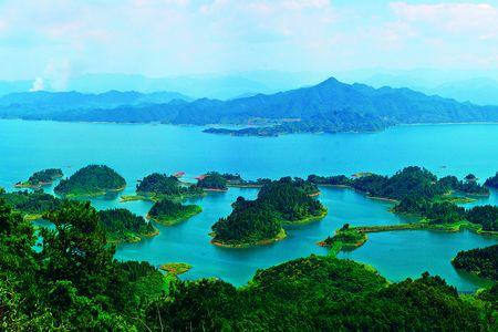 <杭州-千岛湖巴士2日游>漫步西溪湿地,游千岛湖?#34892;?#28246;区