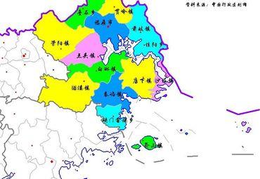 福鼎小吃手绘地图