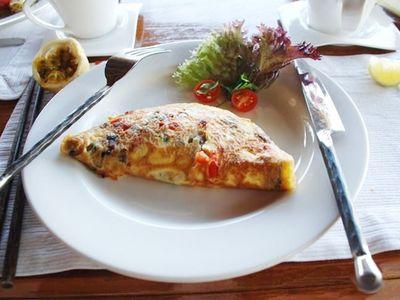 神仙珊瑚岛_Island Hideaway_早餐