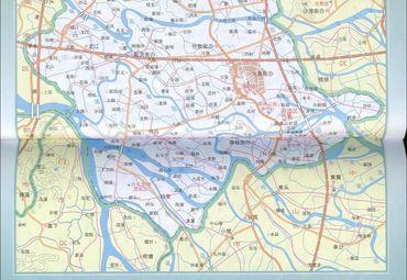 广东省佛山市顺德区地图