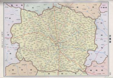 周口地图全图 中国地图全图 山东地图全图