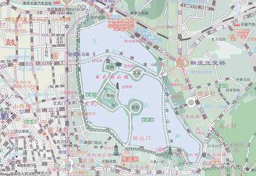 【南京地图】南京全图查询_2016中国江苏南京电子地图图片