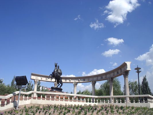 【乌海图片】乌海风景图片_旅游景点照片_途牛