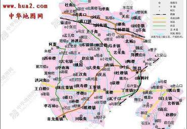 宿州萧县地图