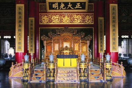 <北京-北戴河-八达岭长城-故宫-颐和园-天坛6日游>