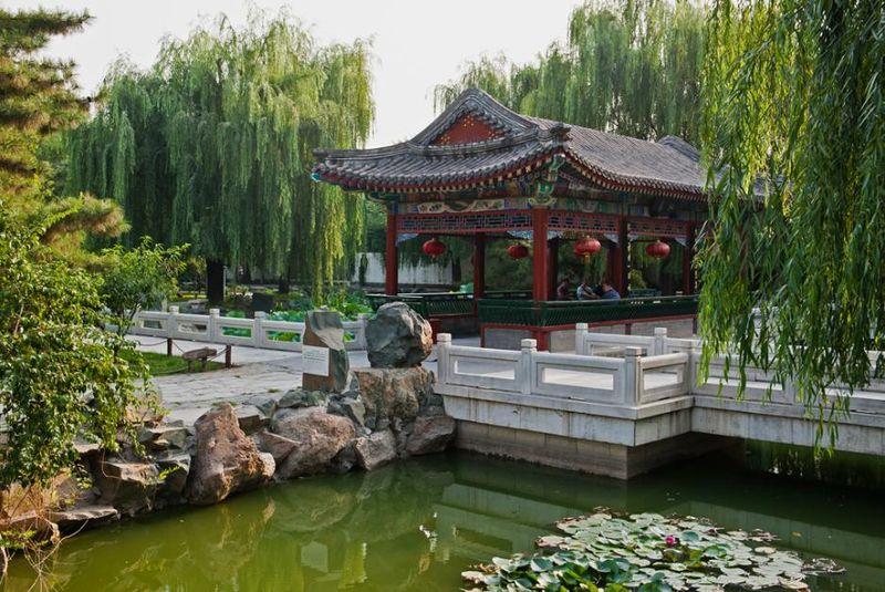 北京大观园旅游 图 北京大观园7