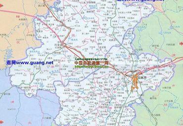 广西玉林市地图图片