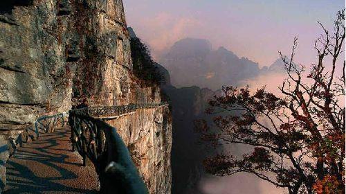 长沙-韶山-张家界-大峡谷-天门山-凤凰双飞6日游