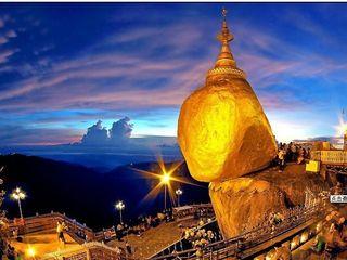 缅甸仰光-双飞-4晚5日半自助游>探缅甸处女地 游佛教