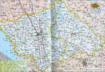 【滕州市地图】滕州市全图查询_2015山东枣庄滕州市