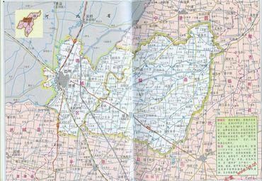 【德州地图】_全图/查询_2014山东德州电子地