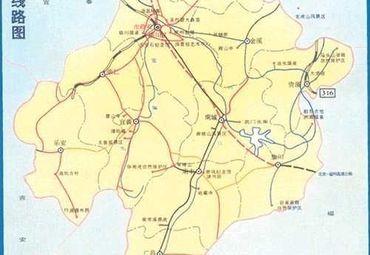 【抚州地图】抚州全图查询_2018江西抚州电子地图下载