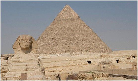 寻访三大金字塔,探秘埃及古文明图片