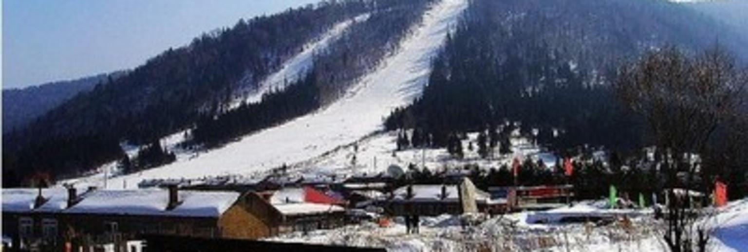 长白山冰雪训练基地旅游攻略图片