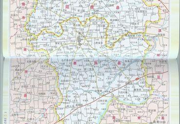 【滨州地图】_全图\/查询_2014山东滨州电子地