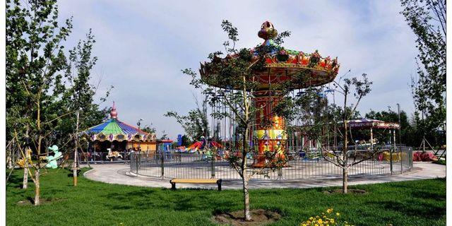 南湖游乐园风景图片图片