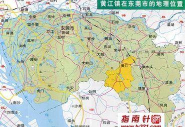 广东东莞黄江镇在东莞.图片
