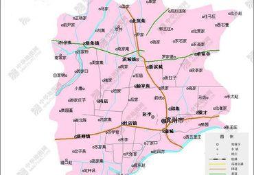 【滨州地图】滨州全图查询_2016中国山东滨州电子地图