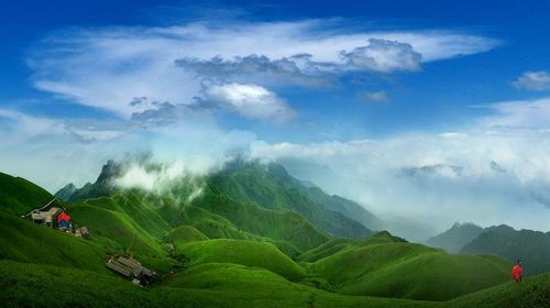 蜈蚣山风景区